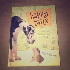 Happy Tails inspirational stories for dog lovers